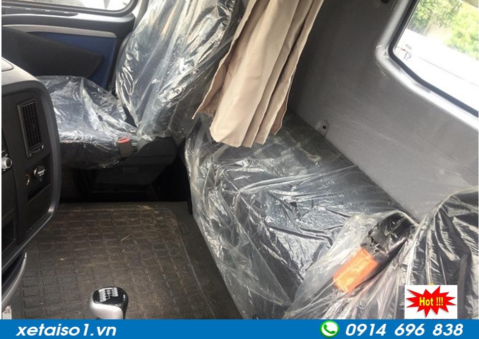 cabin xe howo 420 2017