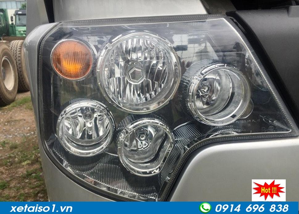 đèn pha xe đầu kéo howo 420 cầu láp