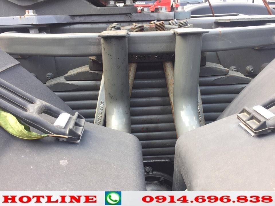 nhíp sau xe đầu kéo howo 420 cầu láp