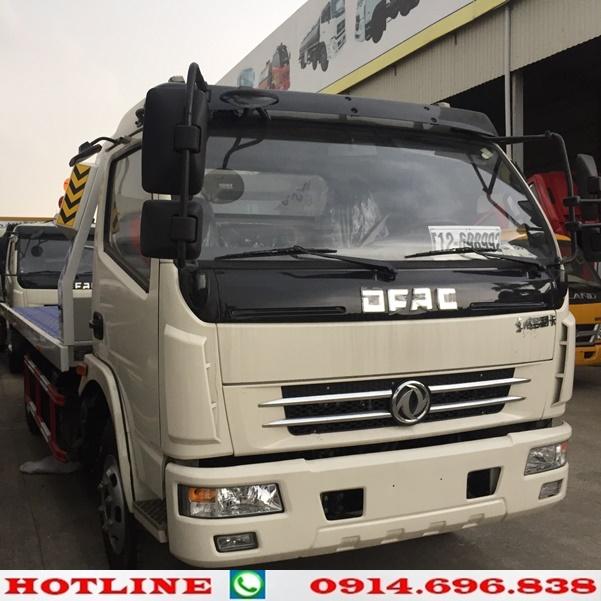 xe cứu hộ giao thông 3 tấn