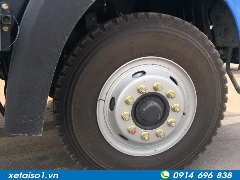 xe tải faw 2 chân