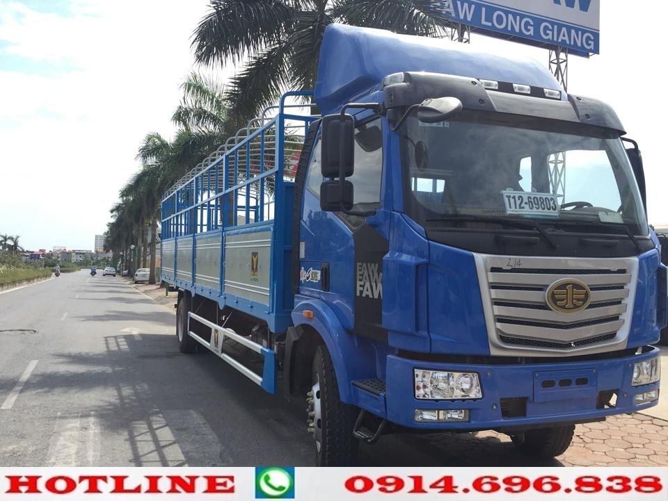 xe tải thùng faw 8 tấn