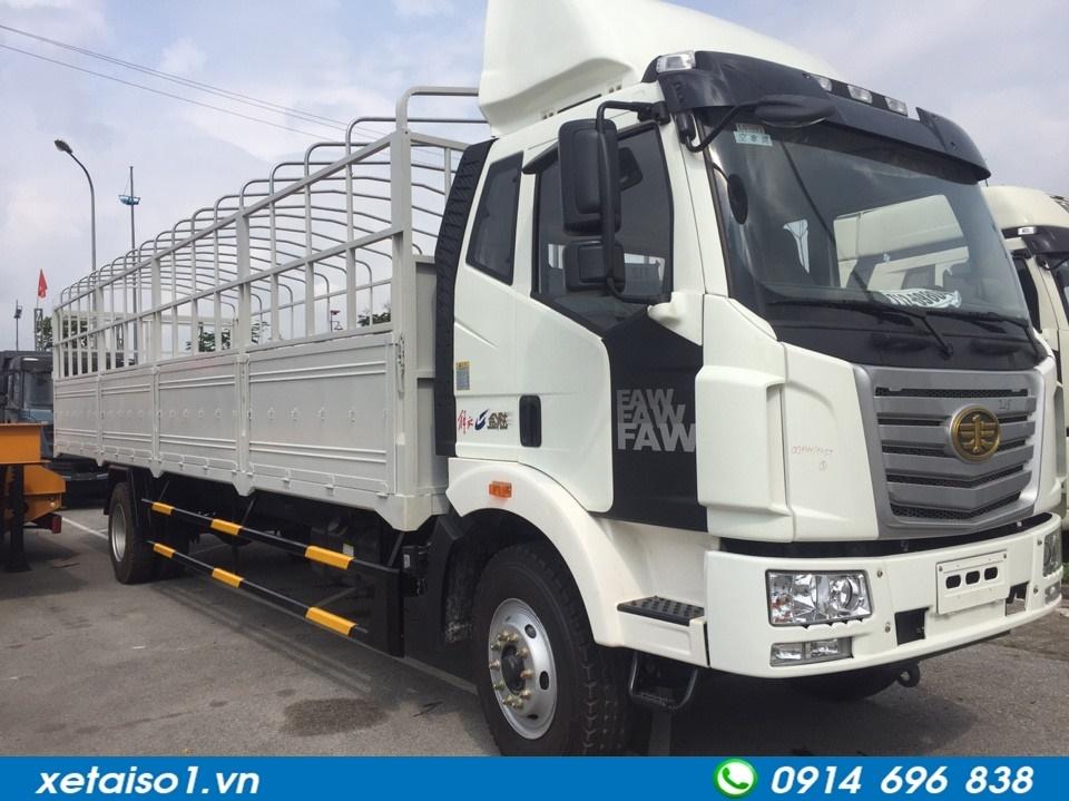 xe tải faw 8 tấn thùng dài